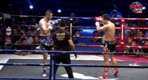 Video: Muay Thai Fighter 27-02-18 Full Fight